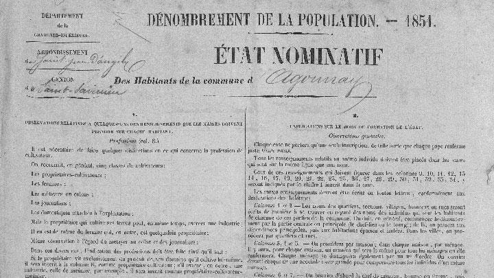 Consulter Les Documents Numerises Archives Charente Maritime